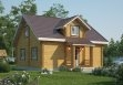 Дом из двойного бруса «Турку» 8х8м 131м²
