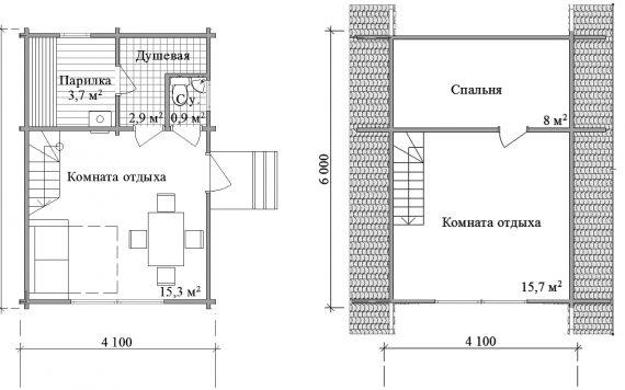 banya-iz-brusa-6×4-1-s-mansardoi-planirovka