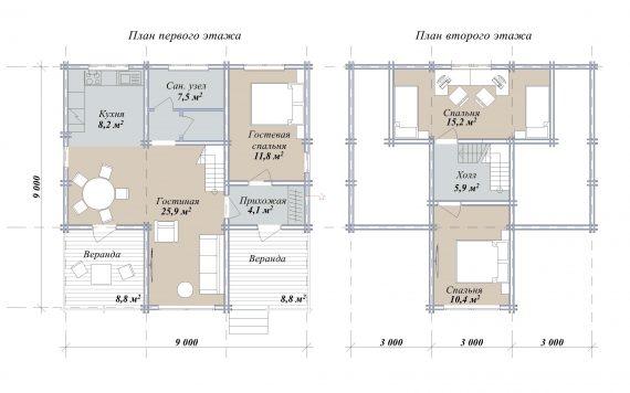 dom-iz-dvojnogo-brusa-bergen-9x9m1