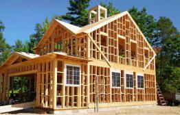 Каркасное строение или дом из двойного бруса: что выбрать?