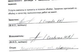 Егорова А.Н.