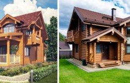 Дом из клееного бруса или каркасный, что выбрать?