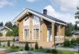 Дом-баня из клееного бруса «Яхрома» 6,6х6,5м 82м²