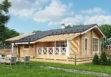 Дом из клееного бруса «Ясная поляна» 10,9х8,5м 93м²